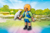 Playmobil - 6830 - Birdtrainer with Cockatoo