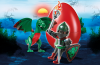 Playmobil - 6836 - Knight and a dragon