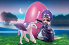 Playmobil - 6837 - Moonshine queen and a pegasus