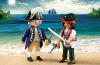 Playmobil - 6846 - Duo Pack Pirat und Soldat