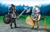 Playmobil - 6847 - Knights' Rivalry Duo Pack