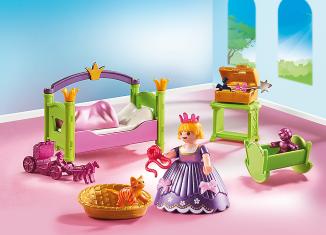 Playmobil - 6852v1 - Royal Nursery