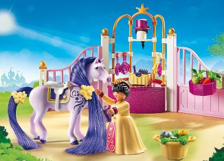 Playmobil - 6855 - Royal Stable
