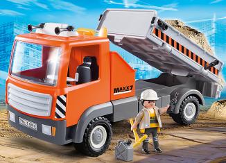 Playmobil - 6861 - Dump truck
