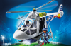 Playmobil - 6874 - Police Helicopter with LED Searchlight