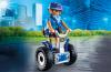 Playmobil - 6877 - Policewoman with balance-Racer