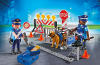 Playmobil - 6878 - Police roadblock