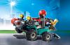 Playmobil - 6879 - Crooks Quad winch