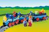 Playmobil - 6880 - Star train with Rail Circle