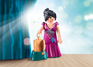 Playmobil - 6881 - Fashion Girl - Party