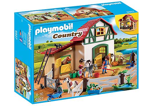 Playmobil 6927 - Pony Farm - Box