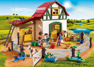 Playmobil - 6927 - Pony Farm