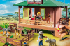 Playmobil - 6936 - Ranger Station with Animal Area