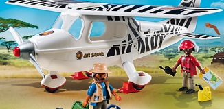 Playmobil - 6938 - Safari plane