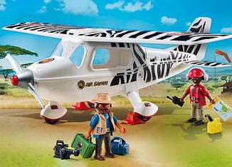 Playmobil - 6938 - Safari plane