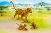 Playmobil - 6940 - Leopard with babies