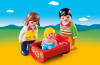 Playmobil - 6966 - Parents with baby cradle