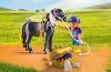 Playmobil - 6970 - Groomer with Star Pony