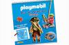 Playmobil - 80237-ger - Mal- und Spielblock Piraten