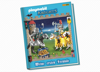 Playmobil - 80376-ger - Freundealbum - Meine ersten Freunde (Knights)