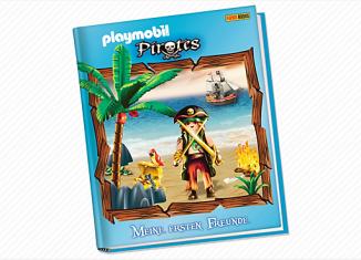 Playmobil - 80378-ger - Freundealbum - Meine ersten Freunde (Pirates)