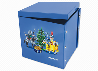 Playmobil - 80461 - Ritter-Mehrzweck-Box