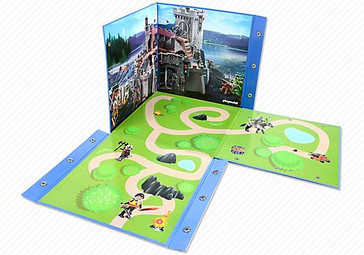Playmobil 80461 - Ritter-Mehrzweck-Box - Back
