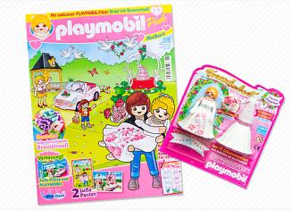Playmobil - 80568-ger - Playmobil Magazin Pink 01/2016 (Heft 19)