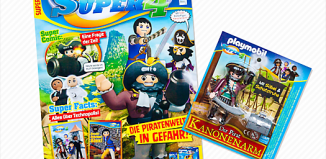 Playmobil - 80802-ger - Super 4-Magazin 01/2016 (Heft 3)