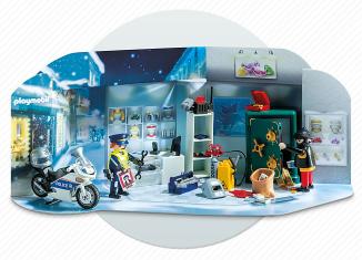Playmobil - 9007 - Jewelery heist