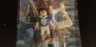 Playmobil - 30898282 - 30 anniversary medieval child - free promotional