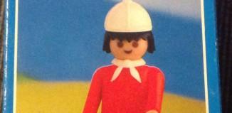 Playmobil - 1020-lyr - Boy with walking stick