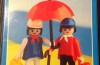Playmobil - 2007-lyr - Couple with umbrella