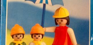 Playmobil - 2010-lyr - Woman with children
