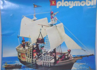 Playmobil - 13333-xat - pirate ship
