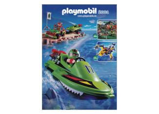 Playmobil - 86685-ger - Katalog 2001