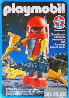 Playmobil 30.18.02-est - astronaut - Box