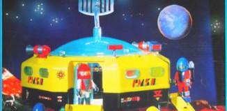 Playmobil - 30.18.30-est - space station