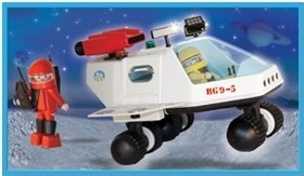 Playmobil - 3534-ant - space shuttle