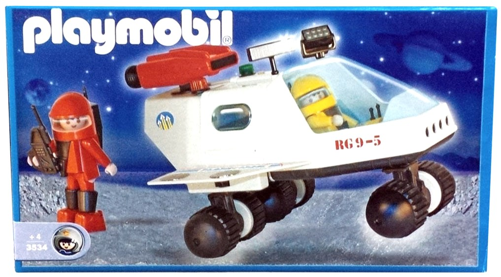 Playmobil 3534-ant - space shuttle - Box