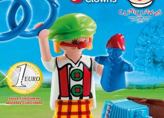 Playmobil - 4894-net - Clini Clown