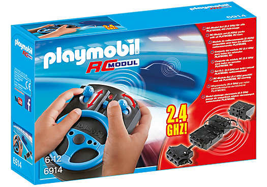 Playmobil 6914 - RC Module Set 2.4 GHz - Box
