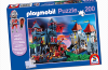 Playmobil - 80147 - Puzzle Fortaleza de los Dragones