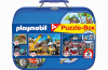 Playmobil - 80247 - Puzzle Box with 4 Puzzles