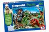 Playmobil - 80354 - Puzzle Dinos
