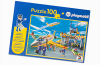 Playmobil - 80415 - Airport Puzzle