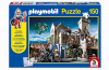 Playmobil - 80434 - Puzzle - The Battle for the King's Treasure