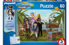 Playmobil - 80706 - Puzzle Super4 - Gunpowder Island