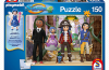 Playmobil - 80708 - Puzzle Super4 - Enchanted Island