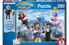 Playmobil - 80709 - Puzzle Super4 - Technopolis